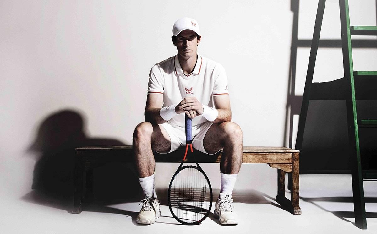 Andy Murray to wear Merino wool kit at Wimbledon
