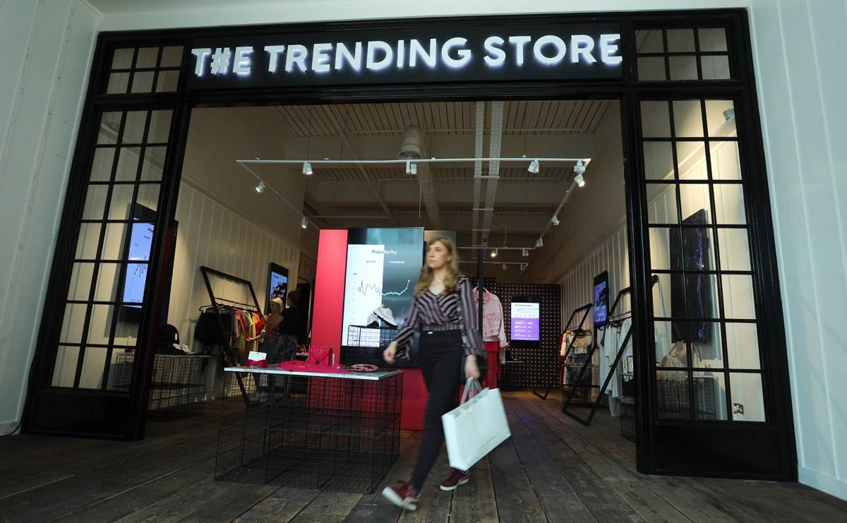 Westfield London launches first-ever AI powered store