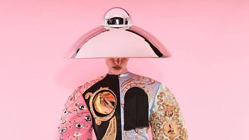 Video: Schiaparelli FW21 haute couture collection