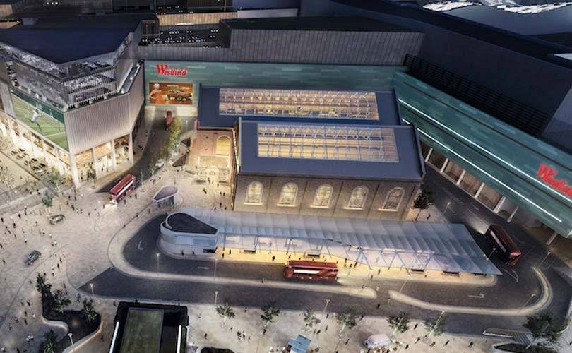 New 34,000 square-foot event space to open at Westfield London
