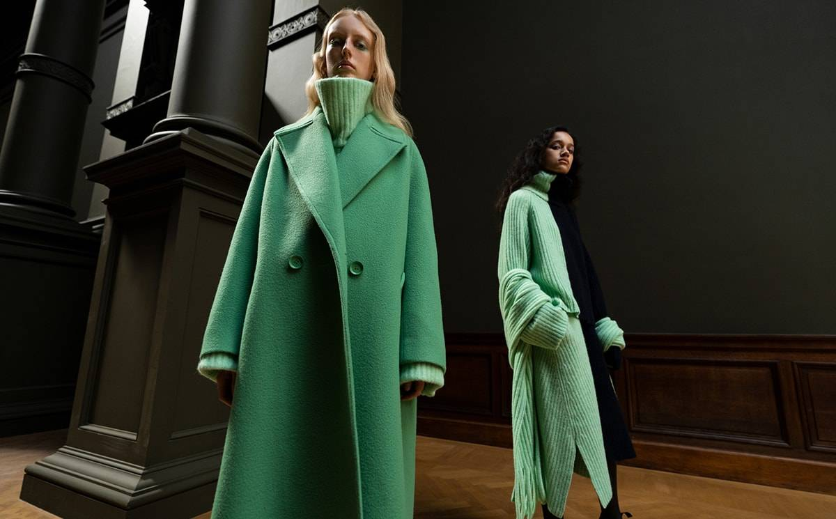 FW21: Womenswear color trends