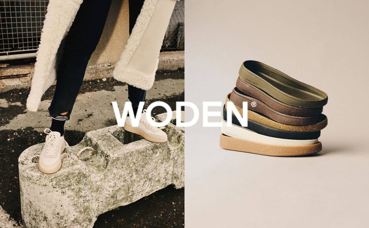 WODEN: durable quality sneakers with a simplistic design and a sustainable approach