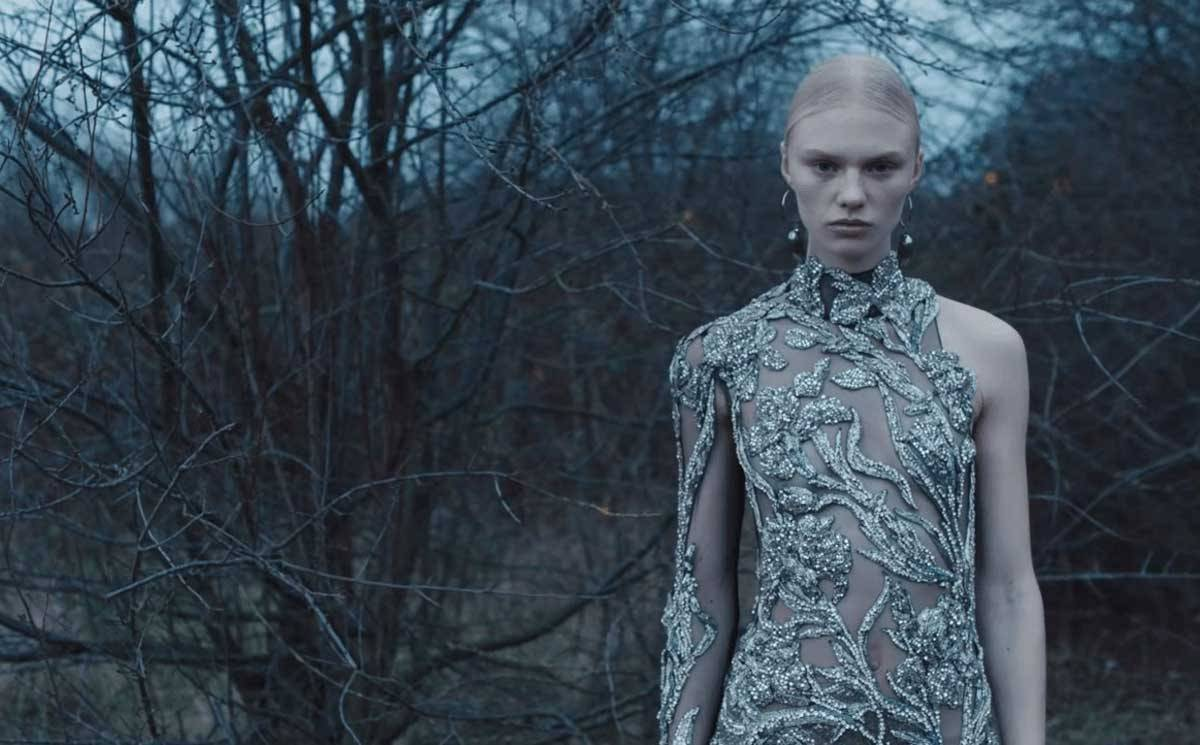 Video: Alexander McQueen Autumn/Winter 2020 pre-collection