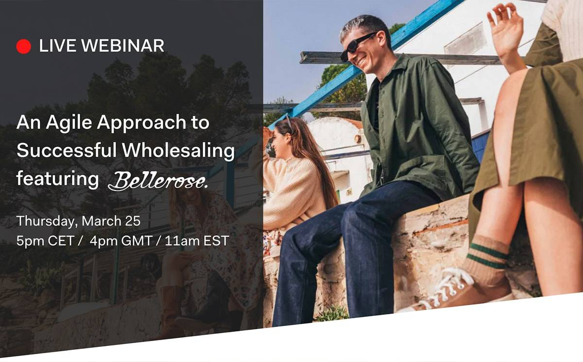 Le New Black Webinar: « An Agile Approach to Successful Wholesaling »
