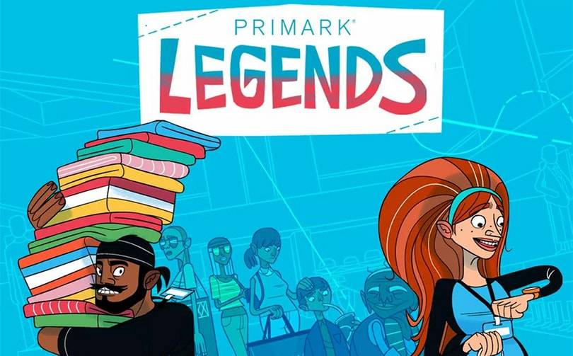 Primark joins world of gaming with launch of 'Primark Legends'