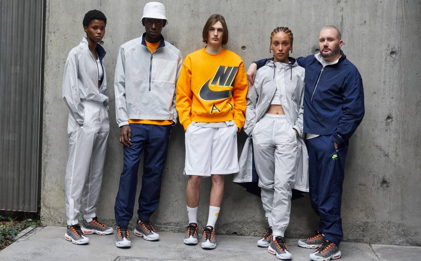 Nike X Kim Jones