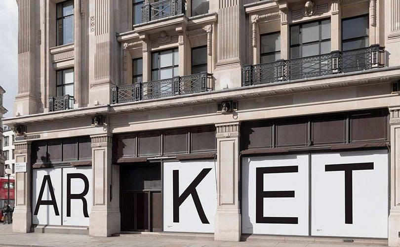 Arket Regent Street store to open August 25