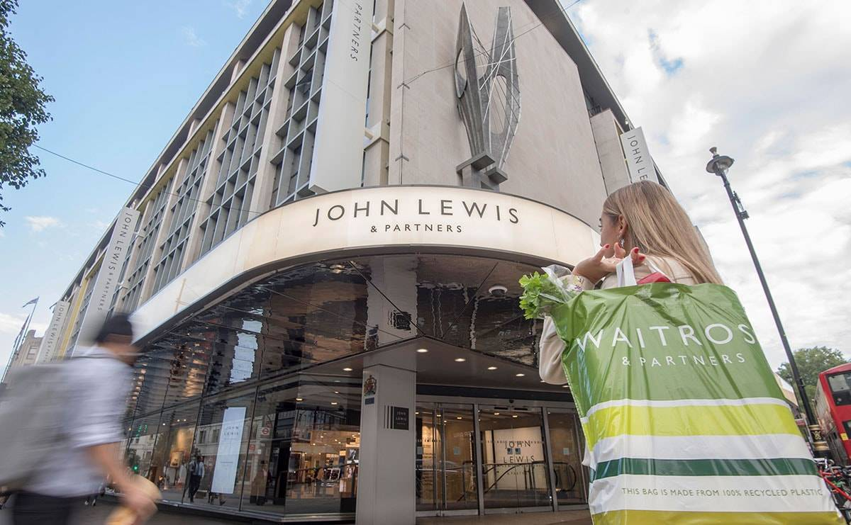 "John Lewis and Waitrose to operate as a ""single business"""