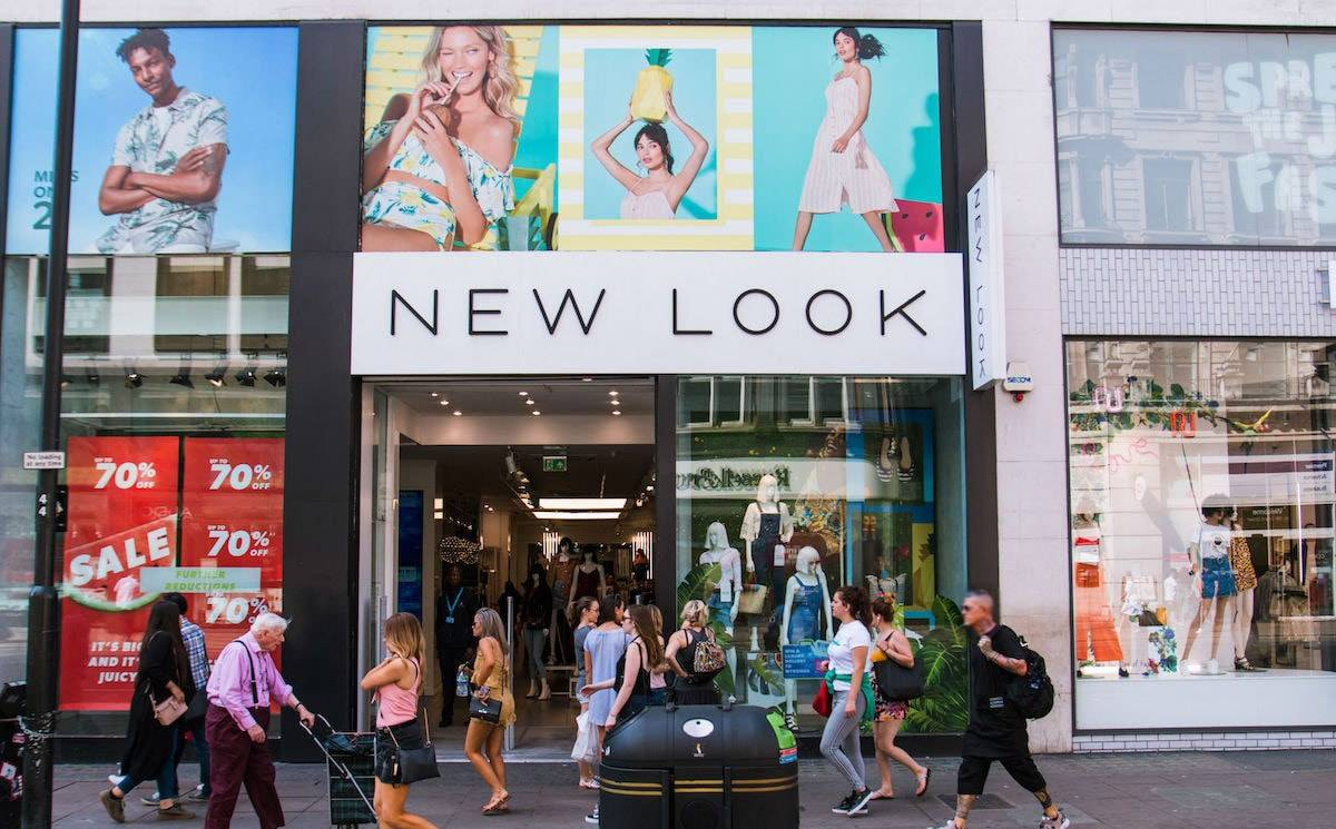 Nigel Oddy is the new CEO of New Look