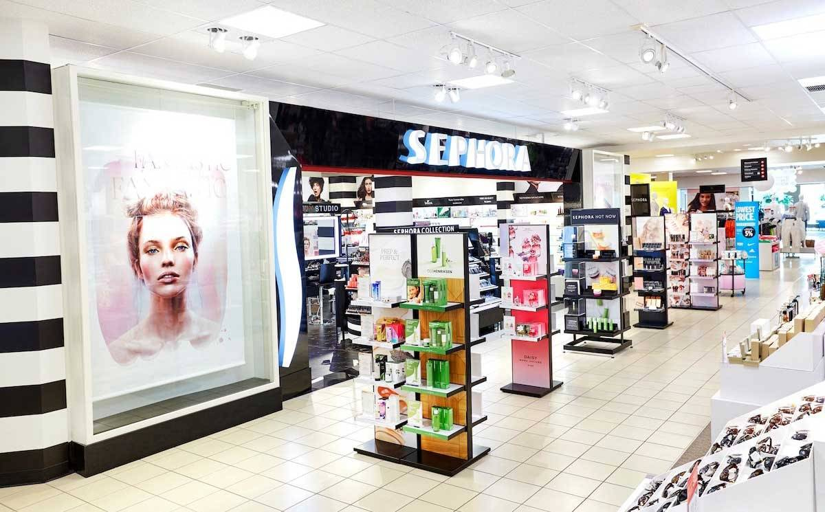 JCPenney and Sephora settle dispute over in-house boutiques