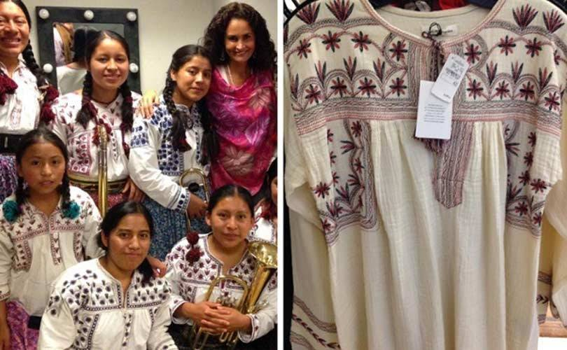 Indigenous tribe accuses Isabel Marant of plagiarism