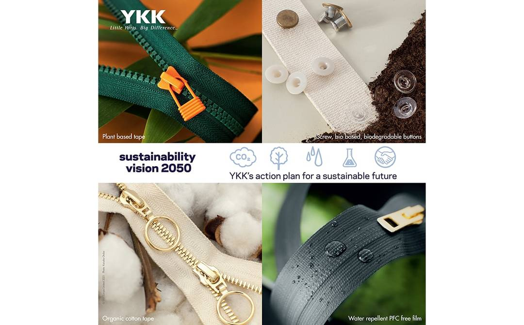 Sustainability, Technology and Creativity: the key words for the new YKK FW 22-23 Collection
