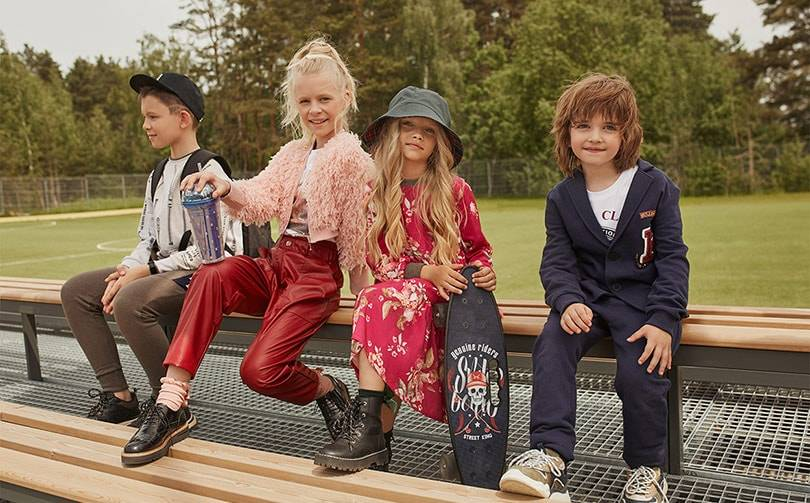Children's fashion from Eastern Europe: surprising and stylish