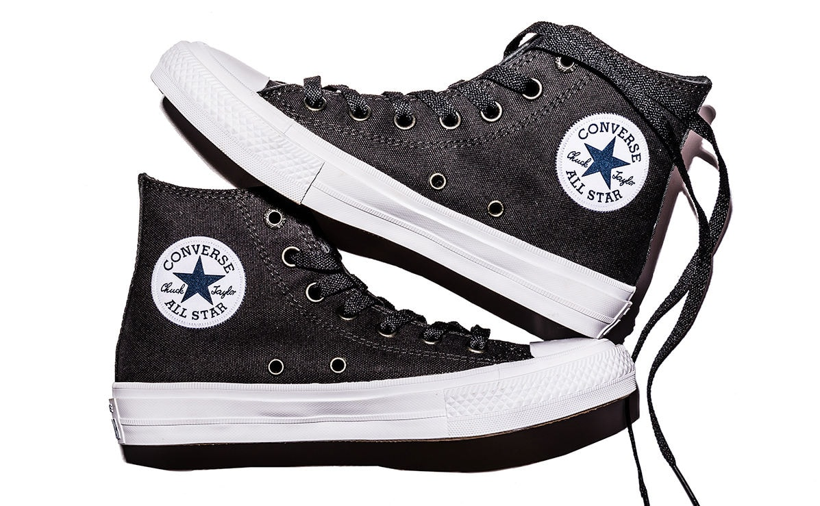 Converse unveils first new Chuck Taylor design in 98 years