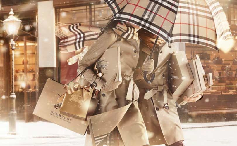 c3bcece37b6d Burberry H1 Profits hit by currency fluctuations