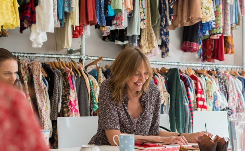 Cath Kidston steps down as creative director of eponymous label