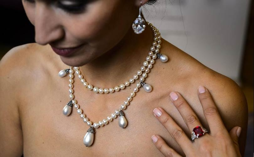 Watch fetches record 13.3 million pounds at Swiss auction