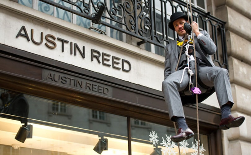 Austin Reed To Shut Down 31 Stores With Cva Turnaround Plan