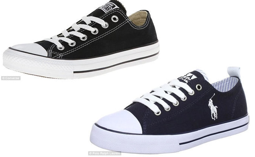 Ralph Lauren ordered to destroy Converse 'copy-cats'
