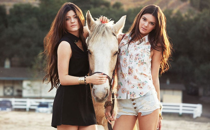 "Topshop ""in talks"" regarding Kendall and Kylie Jenner line"