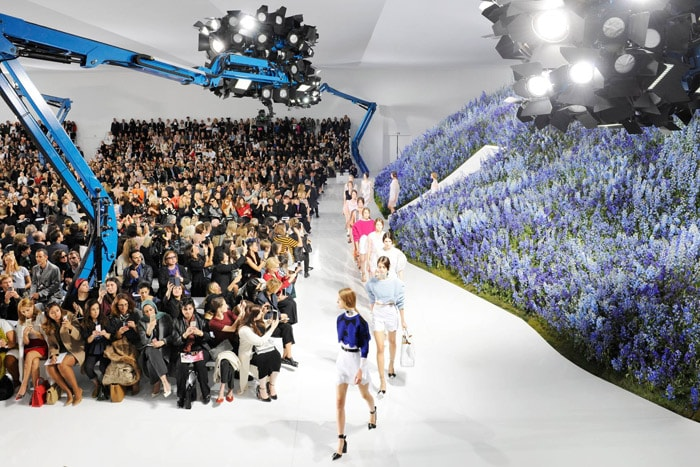 Dior bids farewell to Raf Simons