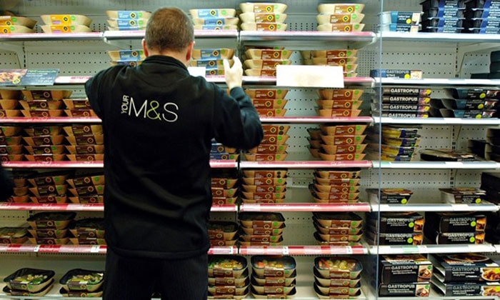 primark vs marks ans spencer If marks & spencer can maintain this online growth trajectory in the short   primark, and so resonating with the most valuable shoppers first vs.