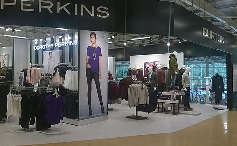 Find your nearest Dorothy Perkins location with our store locator.