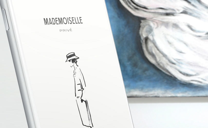 Chanel Mademoiselle Prive exhibition opens