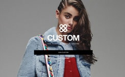 Custom, the bespoke fashion search engine is now 'Open for business'