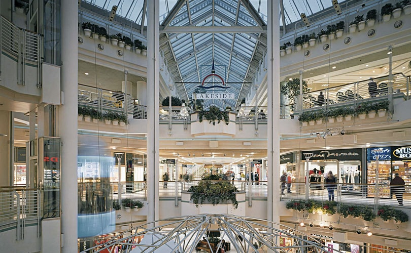 Shopping centre footfall down on Black Friday