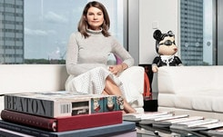 Net-A-Porter founder Massenet registers new business