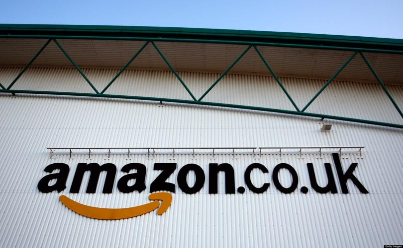 Amazon UK offers pay-monthly scheme to customers