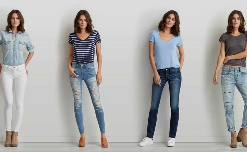 American Eagle Outfitters Clothing Style