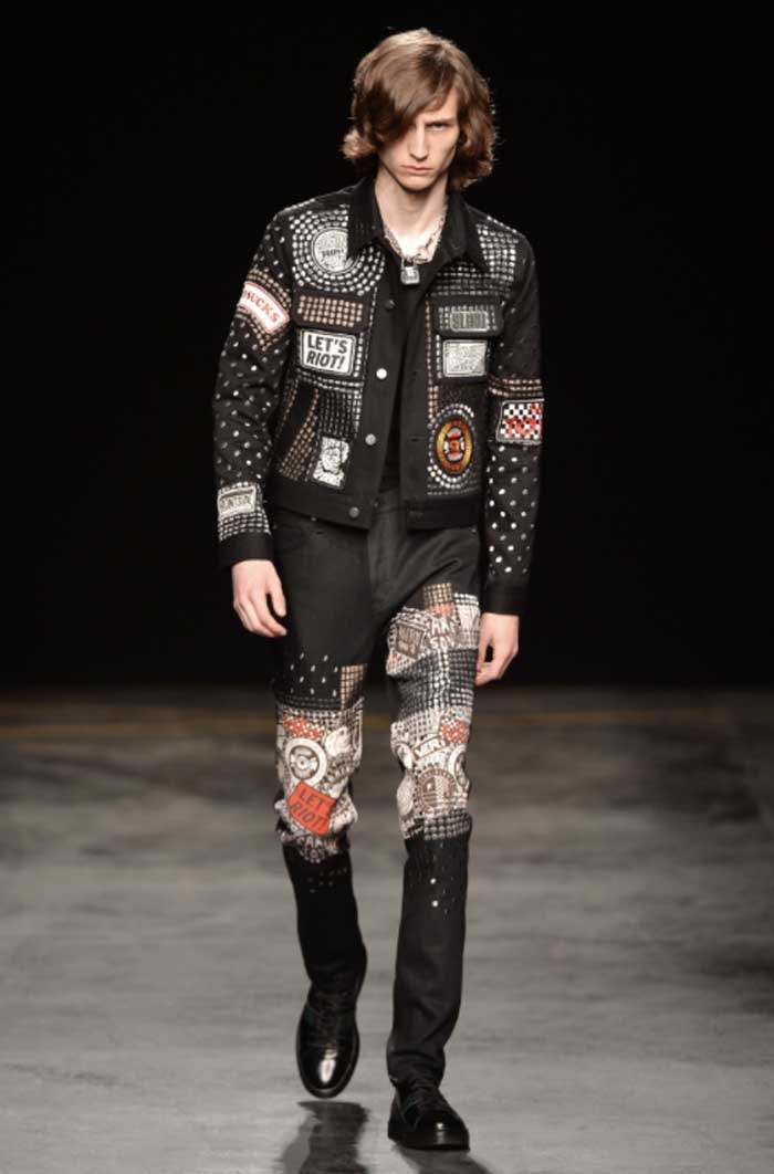 Young Men S Fashion Goes Diy