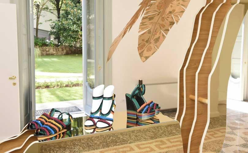 Luxe: Kering va céder le chausseur italien Sergio Rossi au fonds d'Andrea Bonomi