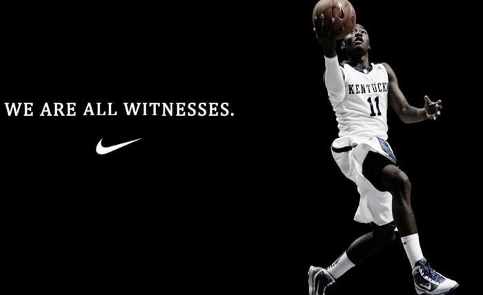 Nike signs lifetime endorsement deal