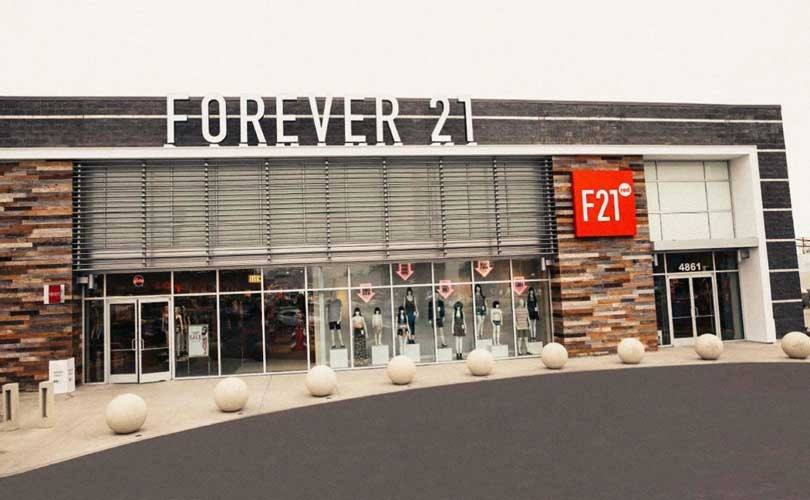 forever 21 opens in germany introducing new store concept. Black Bedroom Furniture Sets. Home Design Ideas