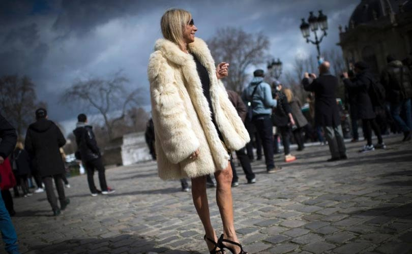 Fashion bloggers take to the street catwalks during fashion weeks