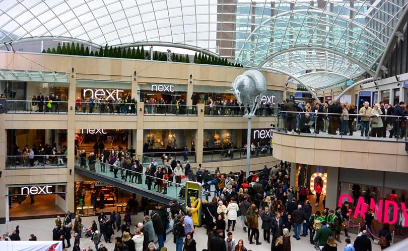 UK retail sales increase with the promise of spring