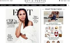 Richemont to merge Net-a-Porter with Yoox