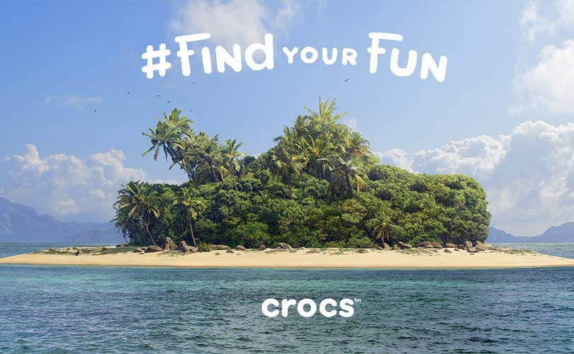 Crocs launches first global marketing campaign