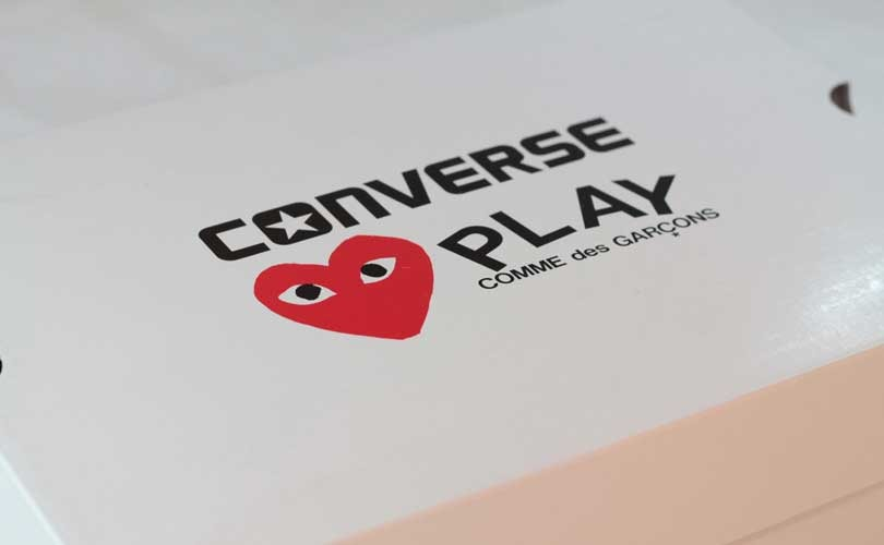 6957ca8eb2aa Converse and Comme Des Garcons continue collaborating