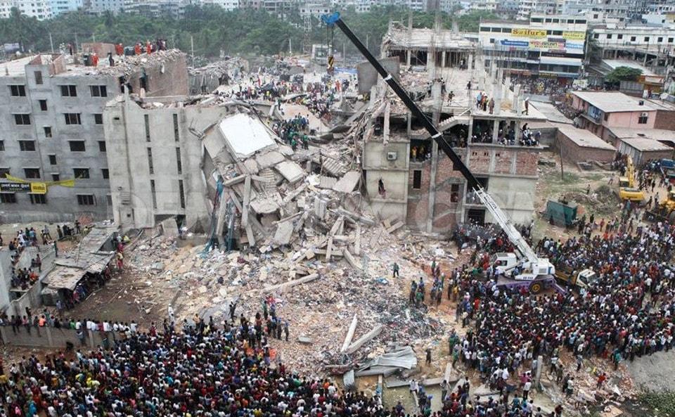 Benetton donates 1.1 million US dollars for Rana Plaza victims