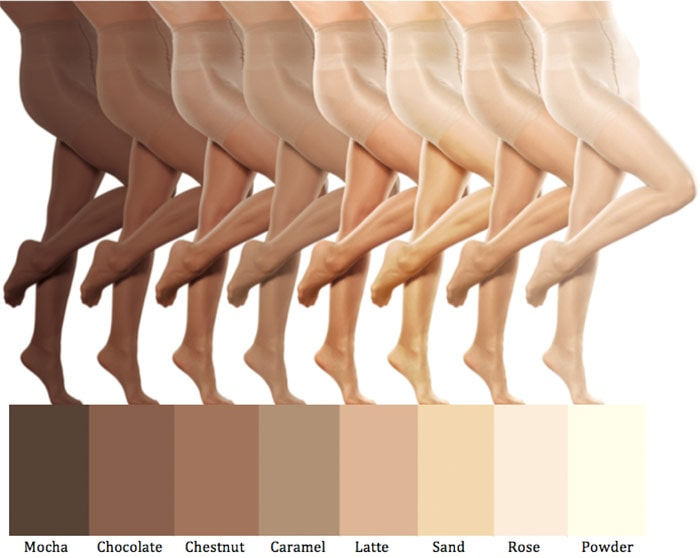 The Apprentice finalist launches Crowdfund campaign for 'Nude' hosiery label