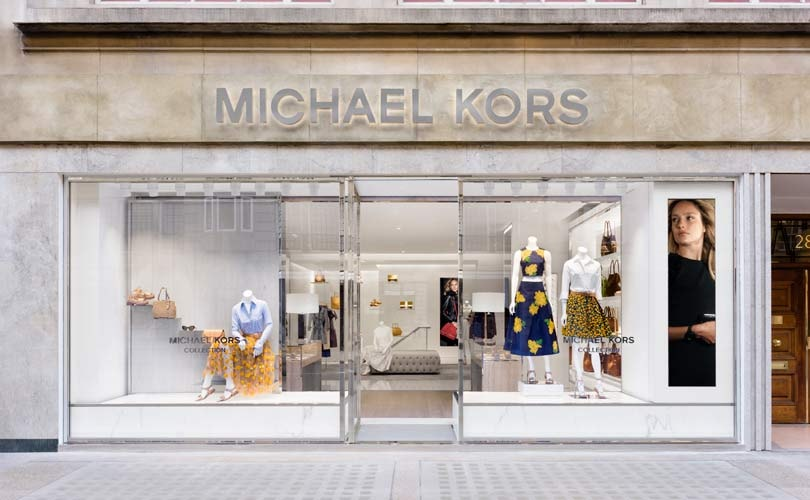 ff1c851e0f4 Michael Kors opens Collection store in London