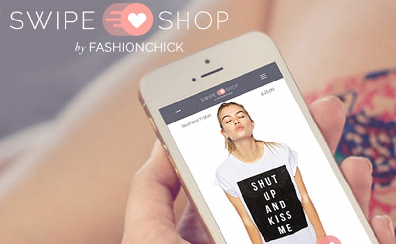 Swipe&Shop launches in the UK