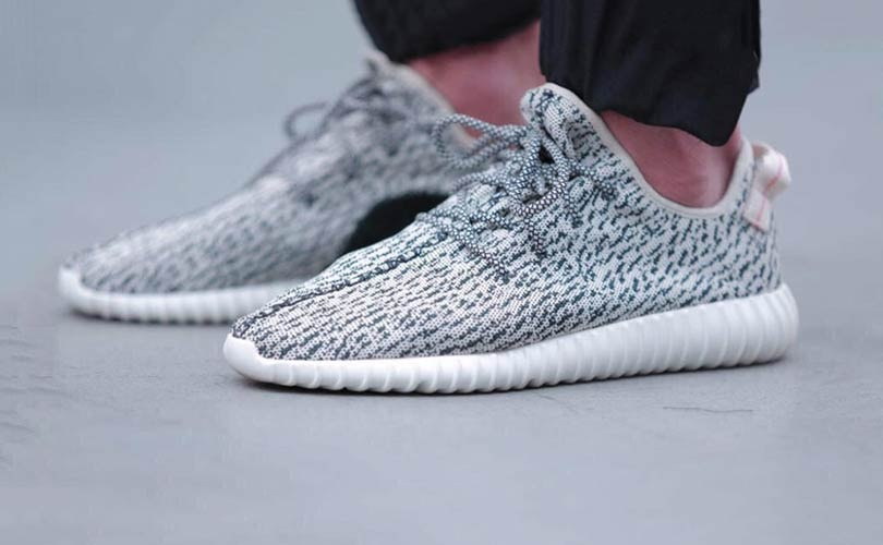 fcdd0022ab59b8 Kanye West Yeezy Boost 350 sneakers instantly sell out