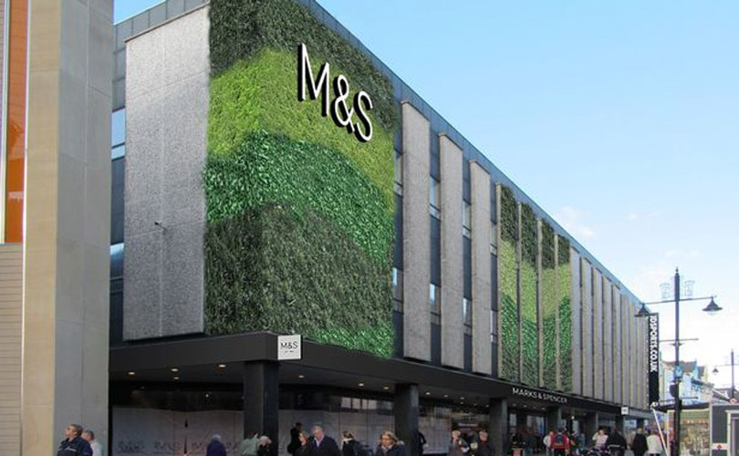 Marks & Spencer aims to shut nine stores