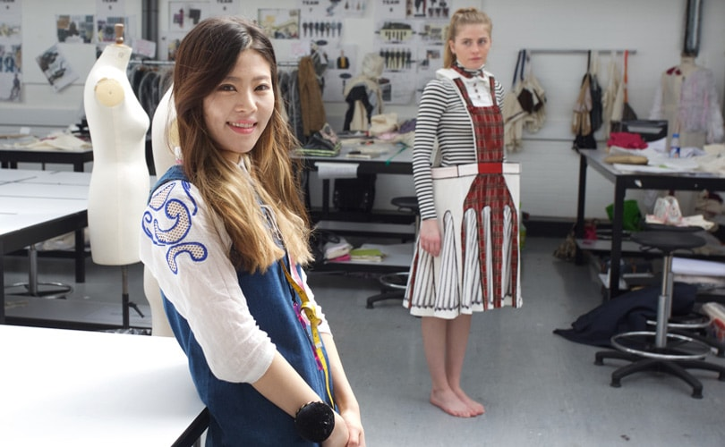 Image result for nottingham trent university fashion