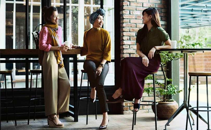 Uniqlo teams up with Hana Tajima for Modest Wear collection